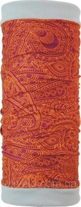 Головной убор P.A.C. Twisted Fleece Arwana Orange двухсторонний