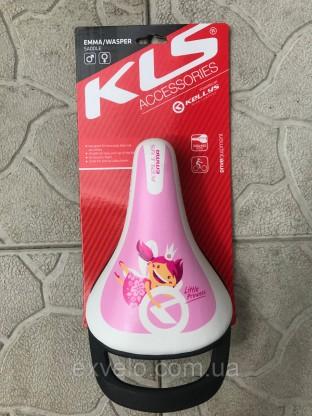 Седло детское KLS EMMA розовое