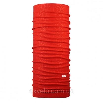 Головной убор P.A.C. 3D Pebble Red