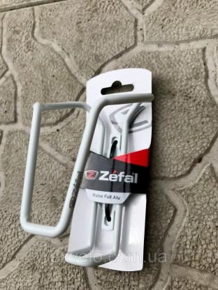 Флягодержатель Zefal Pulse Full облегченный белый