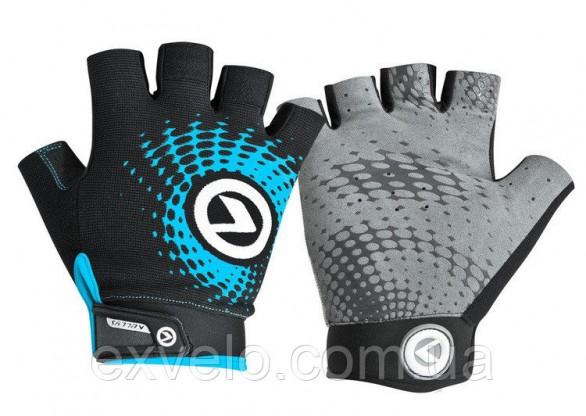 Перчатки KLS Impact Short синий