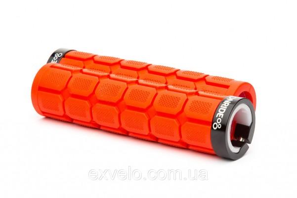 Ручки руля ONRIDE GripControl красный