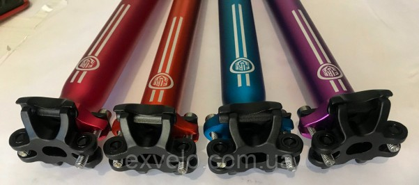 Подседельный штырь (труба седла) FireEye 27.2мм цвета