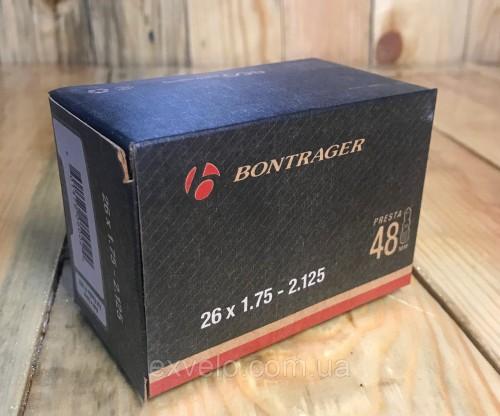 "Камера Bontrager 26"" 1.75-2.125 PV 48mm"