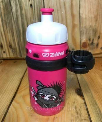 Фляга детская Zefal Little Z - Ninja Girl