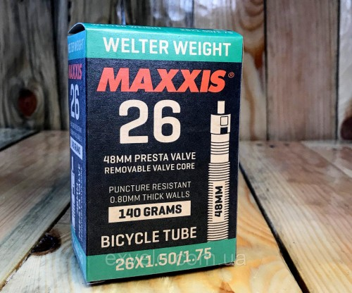 """Камера Maxxis Welter Weight 26""""x1.50/1.75"""