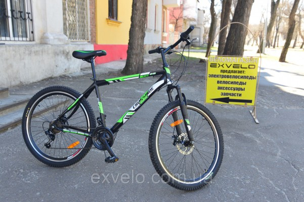 """Велосипед горный Crossride Flash 26"""""""