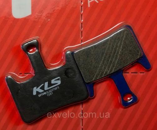 Тормозные колодки KLS D-07