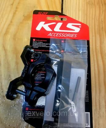 Адаптер флягодержателя на руль KLS Slot