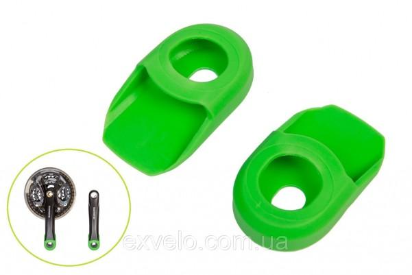 Защита шатунов резиновая PVC салатный