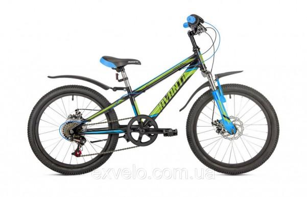 Велосипед Avanti Super Boy 20 дюймов