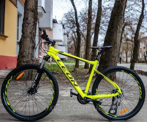 Велосипед Leon XC 80 HDD 27.5 (гидравлика)