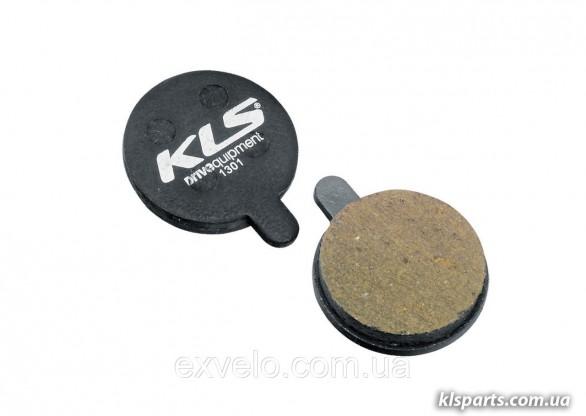 Тормозные колодки KLS D-13 для Zoom