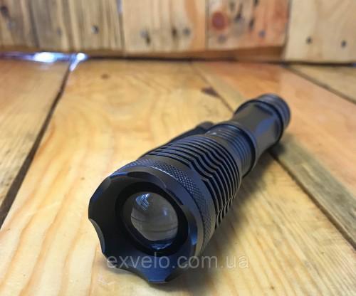 Светодиодный фонарь Tooniu XM-L2 Zoom