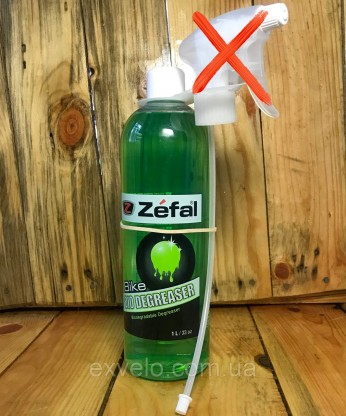 Очиститель Zefal Bike Degreaser 1л