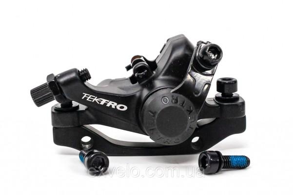 Дисковый тормоз передний Tektro MD-M280 160/140 мм