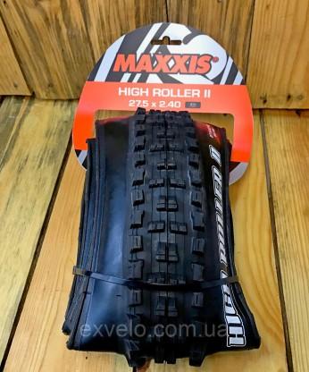 Покрышка Maxxis High Roller II 27.5x2.40 складная