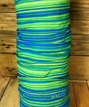 Головной убор P.A.C. H2O All Stripes Lime