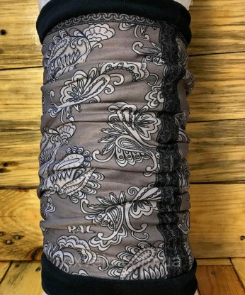 Головной убор P.A.C. Twisted Fleece Luno Dark двухсторонний