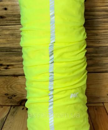 Головной убор P.A.C. Reflector Neon Yellow