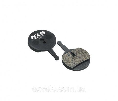 Тормозные колодки KLS D-15 для Avid BB5, APSE