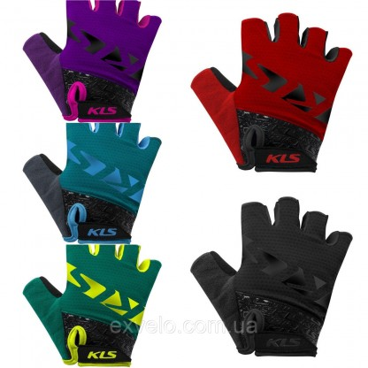 Перчатки KLS Lash цвета