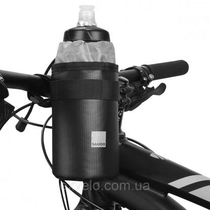 Сумка флягодержатель на руль Sahoo Essentials 112050
