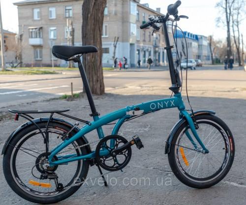 "Велосипед складной Dorozhnik ONYX 20"""