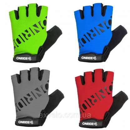 Перчатки OnRide Hold 20 цвета