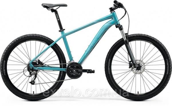 Велосипед Merida Big.Seven 40 2020 синий