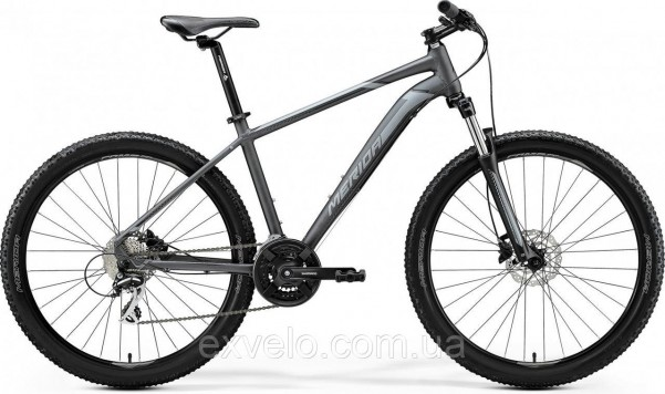 Велосипед Merida Big.Seven 20 2020 серый