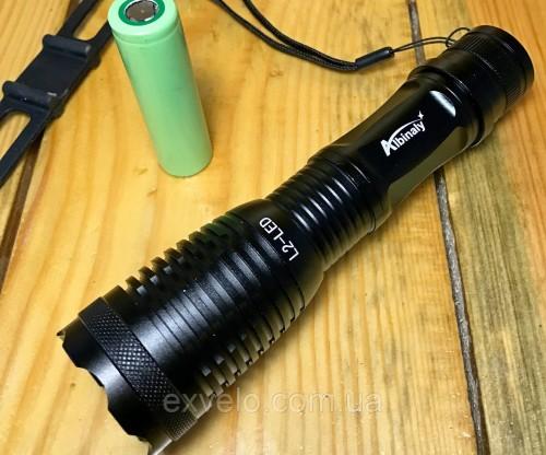 Светодиодный фонарь Albinaly L2-LED Zoom