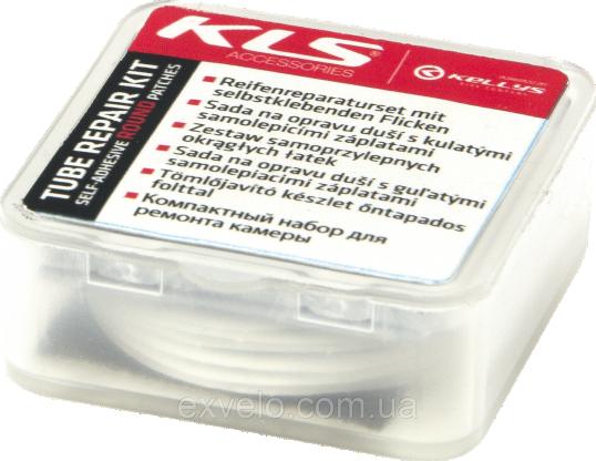 Латки квадратные самоклейки KLS