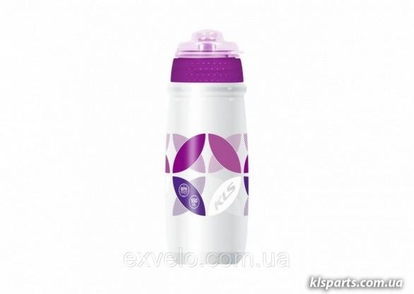 Фляга KLS ATACAMA 500 МЛ фиолетовый