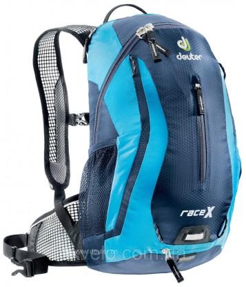 Рюкзак Deuter Race X 12л 3306 midnight-turquoise