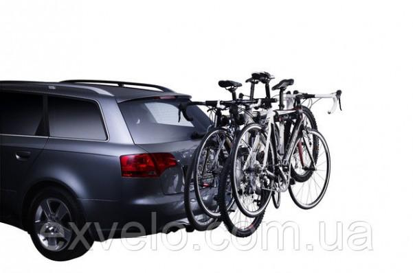 Багажник на фаркоп для 4-х велосипедов Thule HangOn 9708