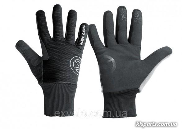 Перчатки зимние KLS FROSTY черный L