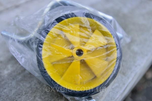 Колеса боковые для детского велосипеда желтые