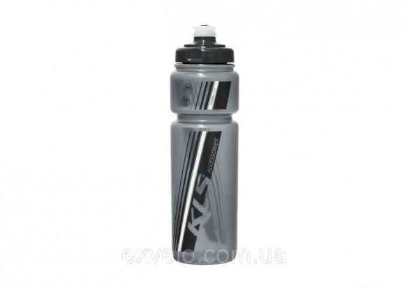 Фляга KLS NAMIB 700 МЛ серый/белый