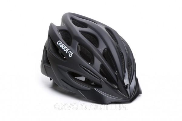 Шлем OnRide Mount черный матовый