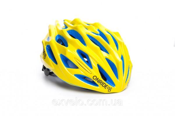 Шлем OnRide Serval желтый