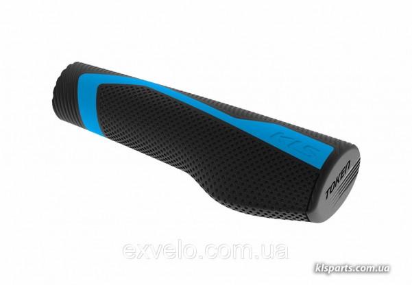 Ручки руля KLS Token синий