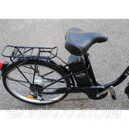 Электровелосипед VEGA FAMILY 2