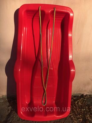 Санки Marmat Karol красные